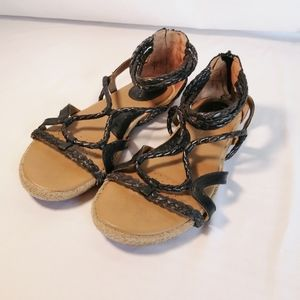Boc strappy gladiator sandals